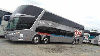 Nova Frota 2018 Da Auto Viação 1001 - Paradiso G7 1800DD