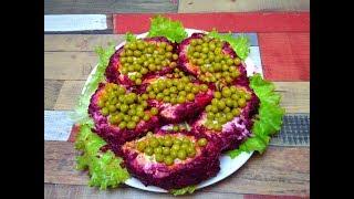 Ещё один вкусный салат