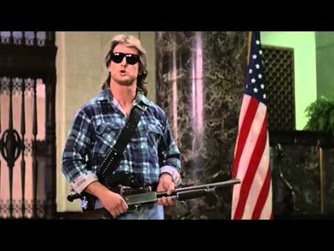 They Live: I Have Come Here To Chew Bubble Gum and Kick Ass...