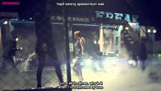2ne1 - Lonely MV Eng Sub & Romanization Lyrics