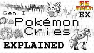 Generation I Pokémon Cries Explained
