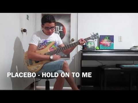 PLACEBO - HOLD ON TO ME [Bass Cover + Sheet Music]