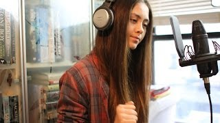 """""""I See Fire"""" Ed Sheeran The Hobbit: The Desolation Of Smaug (Cover By Jasmine Thompson)"""