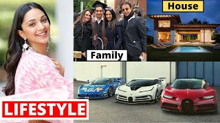 Kiara Advani Lifestyle 2020, Boyfriend, House, Cars, Family, Biography,Movies,Salary,Income&NetWorth
