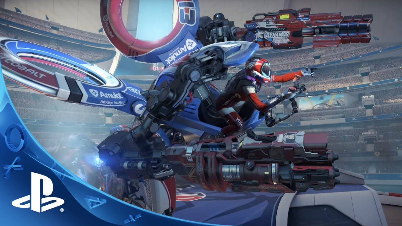 New RIGS Mechanized Combat League Trailer Showcases Dubai Arena
