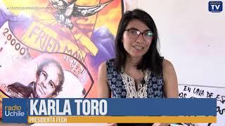 Karla Toro: Yo creo en Radio U. de Chile