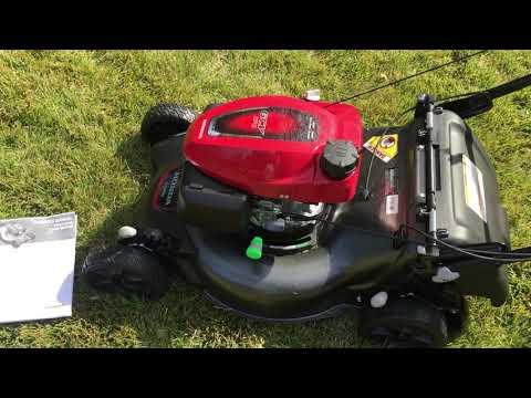What's All the Fuss About a Variable Speed Self Propelled Lawn Mower