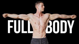 Full Body Calisthenics Workout AT HOME