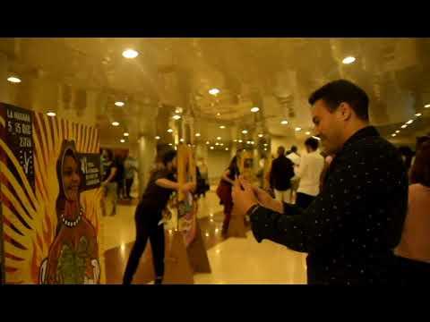Inauguración del 41 Festival Internacional del Nuevo Cine Latinoamericano