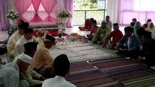 preview picture of video 'Engagement of Nurusyifa to Khairul'
