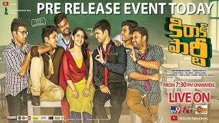 Nikhil's 'Kirrak Party' Pre Release Event