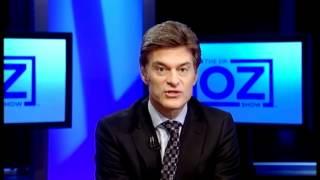 Dr. Oz talks about weight loss, new diet pill