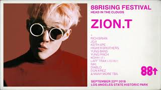 Dream with  Zion.T  at HEAD IN THE CLOUDS FESTIVAL 9.22.18