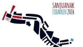 preview picture of video 'Resumen en imágenes de las Fiestas de San Juan 2014 en Eibar.'