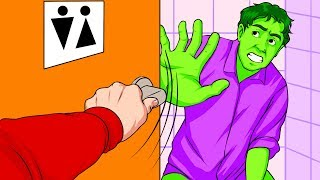 Why Bathroom Doors Open Inward And 15 Other Secrets