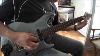 Brody's - Steve Lukather Cover