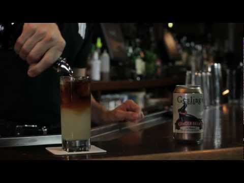 Classic Cocktails: The Dark 'N' Stormy