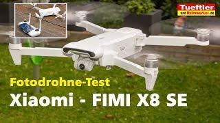 Drohne FIMI X8 SE Test + Vergleich mit DJI Mavic Air