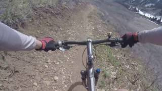 Easter singletrack? Mountain biking season has begun!