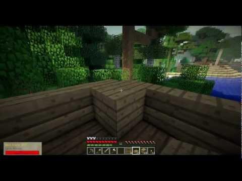 Minecraft Let's Play Серия #9 Торнадо!!! [GentleHint]