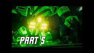 CRACKDOWN 3 Gameplay Walkthrough Part 5 - BOSS Vargas (PC Let's Play)