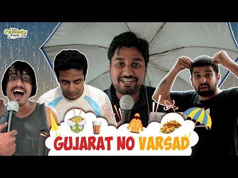 GUJARAT NO VARSAD   The Comedy Factory