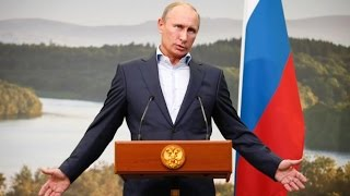 Putin: Why Would Trump Sleep With Best Prostitutes In World?