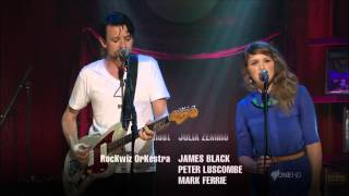 Paul Dempsey & Emily Lubitz - Out Of Touch - Hall & Oats Cover (Live on RocKwiz)