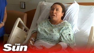 """El Paso victim describes """"calmest shooter ever"""""""