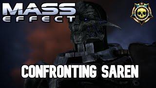 Mass Effect - Confronting Saren