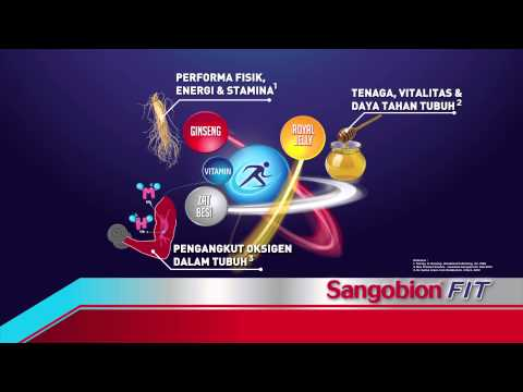 Video Sangobion FIT