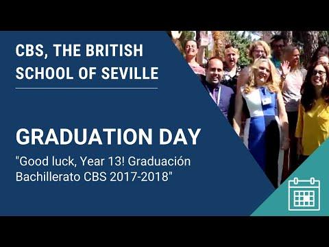 Video Youtube CBS, The British School of Seville