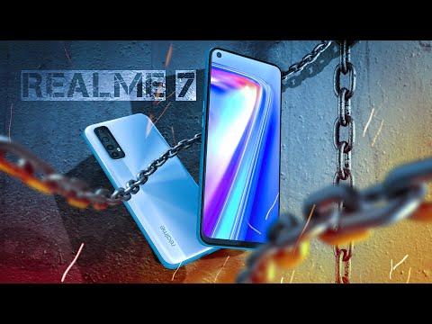 Realme 7 - неожиданно много минусов. Честно от / Арстайл /