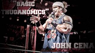 "(2003-2005/12): 4th John Cena WWE Theme Song ""Basic Thuganomics"" [High Quality + Download] ᴴᴰ"