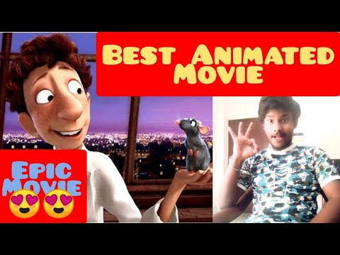 The Best animated movie | Ratatouille Movie Review | -SUNNY ALL ROUNDER-SAR
