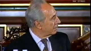 Szymon Peres o koniecznosci ograniczenia nauki historii
