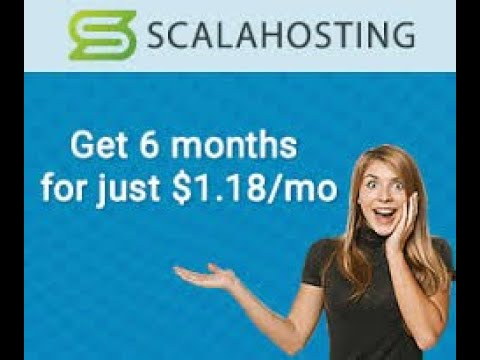 Scala Hosting Review: Best Shared Hosting for 2019 (Cheap Web Hosting)
