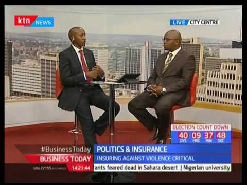 Interview : Politics and Insurance part one