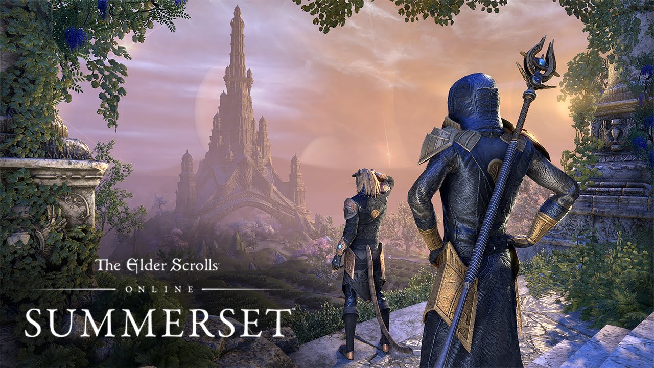 Trailer di The Elder Scrolls Online: Summerset