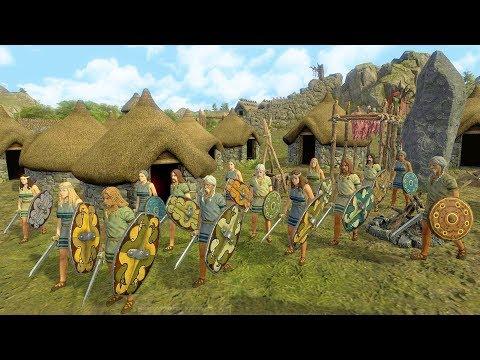 Dawn of Man | Ep. 13 | Ancient Warfare - FINAL BATTLE | Dawn of Man City Building Tycoon Gameplay