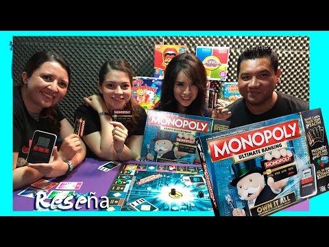#Monopoly Banco Electronico ★ juegos juguetes y coleccionables ★