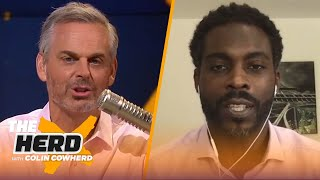 Michael Vick on Cam's WK 2 performance, says Cowboys win with room for improvement | NFL | THE HERD