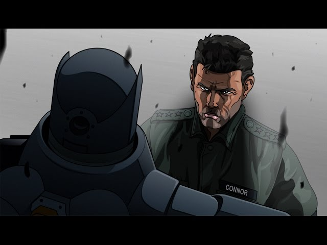 Watch: Batman Versus The Terminator In This Brilliant Animated Short