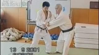 №6 #TeWaza работа рук #Дзюдо в Японии Коджи Комата, техника #бросков