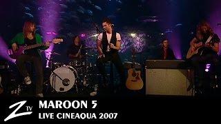Maroon 5 - Cineaqua - FULL LIVE HD