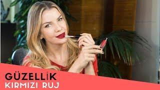 Kırmızı Ruj Makyajı 5 Farklı Ruj Alternatifi видео