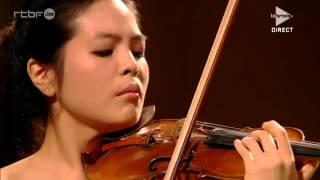 Ji Yoon Lee   Brahms   Violin Concerto in D Major   2015 Queen Elisabeth International Violin Comp