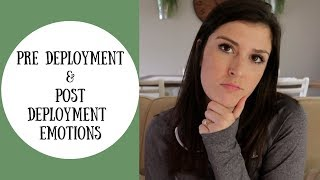 The Emotional Stages Of Deployment For The Military Spouse | First 3 Stages