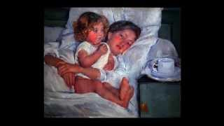Breakfast in Bed (Cassatt)