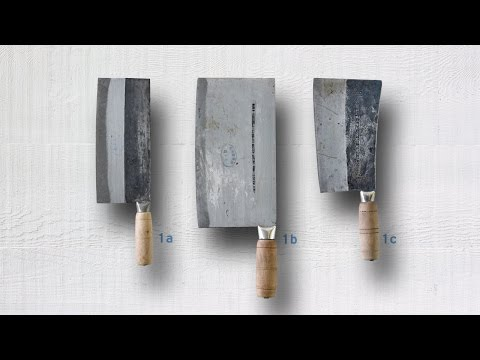 How to Choose a Chinese Cleaver | Knife Skills